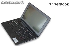 9pul android netbook pc988 notebook android4.2 wm8880 512mb 4gb camara