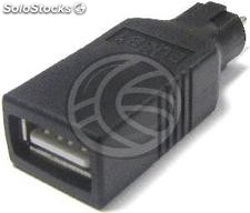 A female USB connector for power supply (FA08)