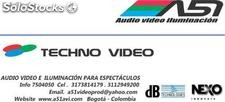 a51 Audio Video Iluminacion / Techonovideo