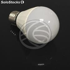 A60 led Bulb 7W E27 3 levels 230VAC warm light (NB64)