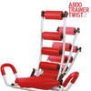 ABDO Trainer Twist Sit Up Bank mit Expandern - Foto 1