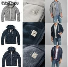 Abercrombie & Fitch Sudadera Caballero