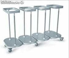 Abfallsack Stand