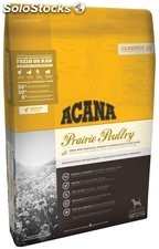 Acana adult dog prairie poultry 11,4 kg.