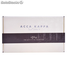 Acca Kappa 1869 the quality of tradition lote 3 pz