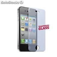Accesorio celly glass protector iphone 5/5S/se