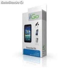 Accesorio ipad 2 essential kit igo.