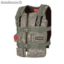 Accesorio pc sin marca chaleco Gaming 3rd Space+Call of Duty s/m Camufla