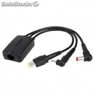 Accesorio targus 3 way dc charging hydra cable