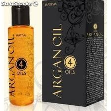 Aceite argan oil 60 ml brillo