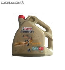 aceite castrol power 1 4t 10w30