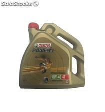 aceite castrol power 1 4t 10w40