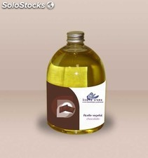 Aceite de chocolate 500ml con dosificador