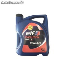 aceite elf evolution 500 ts 15w40