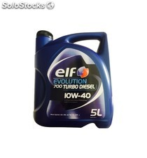 aceite elf evolution 700 turbo diesel 10w40