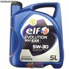 Aceite Elf Evolution 900 sxr 5w30, 5 Litros