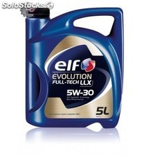 Aceite elf evolution full tech llx 5 litros