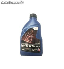 aceite elf moto 4 twin tech 20w60, 1 l