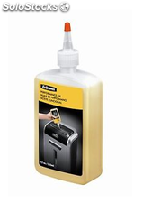 aceite funcional Fellowes para destructoras de papel 355ml