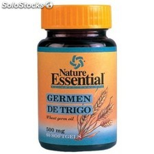 Aceite germen de trigo 500 mg 60 perlas nature essential