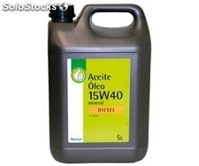Aceite mineral 15W40 5L