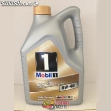 Aceite Mobil 1 0w40 New Life 5l