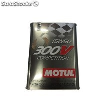 aceite motul 300 v competition 15w50