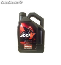 aceite motul 300v 4t factory line road racing 10w40