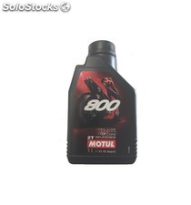 aceite motul 800 2t road racing, 1 l