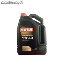 aceite motul 8100 performance 5w40