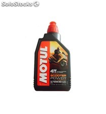 aceite motul scooter power 4t 10w30, 1 l
