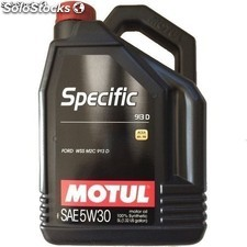 Aceite Motul Specific Ford 913d 5w30, 5 Litros