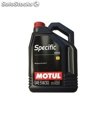 aceite motul specific mb 229.51 5w30