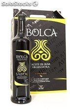 Aceite Oliva Virgen Extra ibolca sab'Or Caja 3X750 ml.