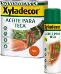 Aceite Para Teca Incoloro 500 Ml Spray Xyladecor