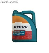 aceite repsol elite evolution fuel economy 5w30