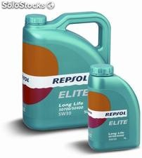 Aceite Repsol Elite Long Life 50700/50400 5W30 5 L