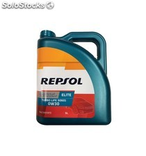 aceite repsol elite turbo life 0w30