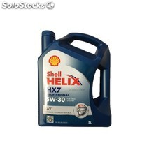 aceite shell helix hx7 professional av 5w30