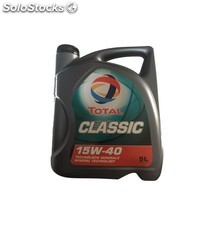 aceite total classic 15w40