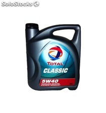 aceite total classic 5w40
