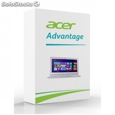 Acer - Care Plus warranty upgrade 3 years pick up & delivery (1st ITW) + 3 years