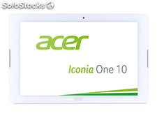 Acer Iconia One 10 (B3-A20) 25,7 cm (10,1 Zoll hd) Tablet-pc Weiss (b-ware !!!)