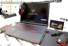 Acer Predator17 Core i7 6700HQ 2.6GHZ ram 8G DDR4 1To 128ssd nvidia GTX970 neuf