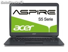 Acer Ultrabook Aspire S5 Série Core i7-3517u Ram 4Gb DDR3 Disque Flash 256G ssd
