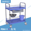 Acero inoxidable -Transporte ABS
