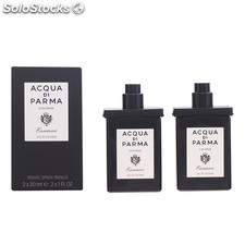 Acqua Di Parma ESSENZA edc travel vaporizador refill 2x30 ml