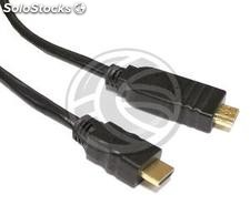Active hdmi Cable 1080p hdmi-a Male to hdmi-a male of 15 m (HE53-0002)