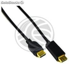 Active hdmi Cable 1080p hdmi-a Male to hdmi-a male of 25 m (HE55)
