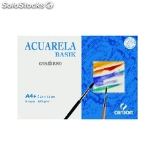 Acuarela basik A4+ mini-pack